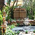 A miniature Bellagio