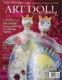 ADQ Cover Spring 09