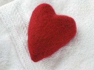 Heart drying