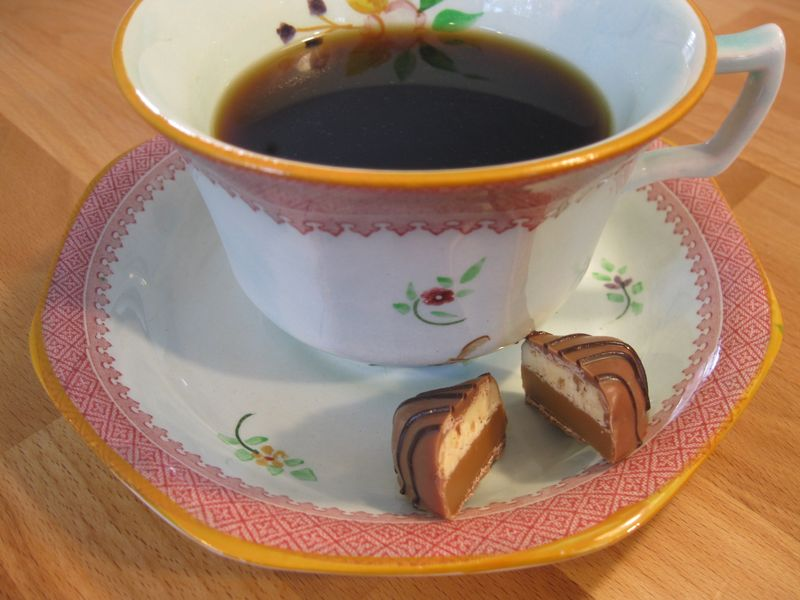 Coffee and Chocolate 1