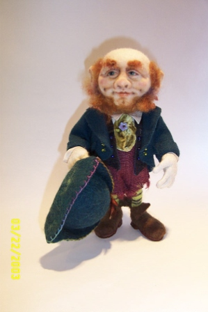 "3 ""Lecherous Khan"" Leprechaun"