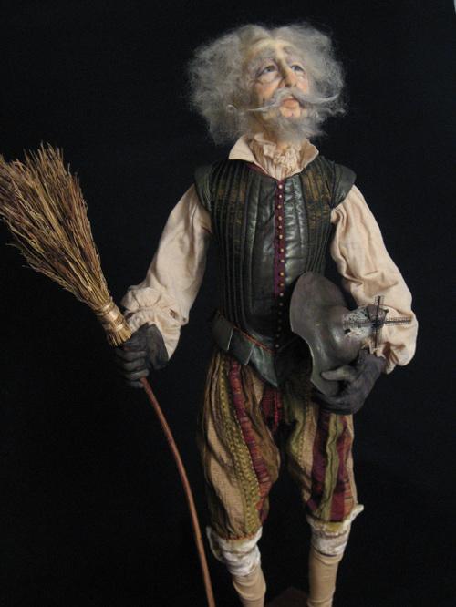 Don Quixote Close-Up