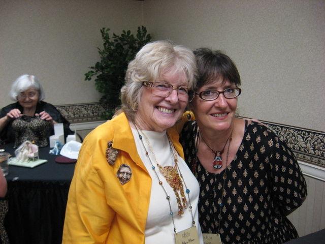 Gloria Winer & Jodi Creager NIADA Conf 08