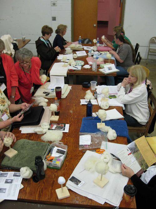 NIADA 2009 Doll Head class 1